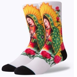 Stance Mary Crew Height Sock